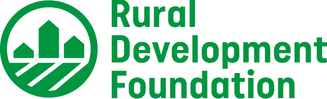 new Rural Development Foundation logo design