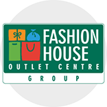 old logo of fashion outlet developer that needed rebranding